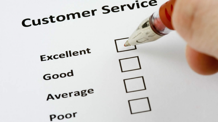 Customer service: Excellent relationship building